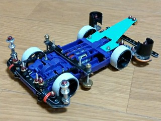 MSフレキ試作1号車